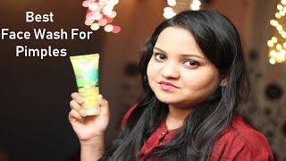 पिम्पल्स ख़तम कर देगा ये facewash| Ahaglow Face Wash Review Benifits, Side Effects In Hindi