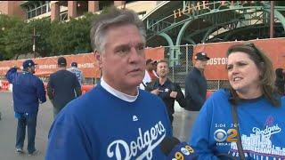 Dodgers Fans React To Gurriel Suspension
