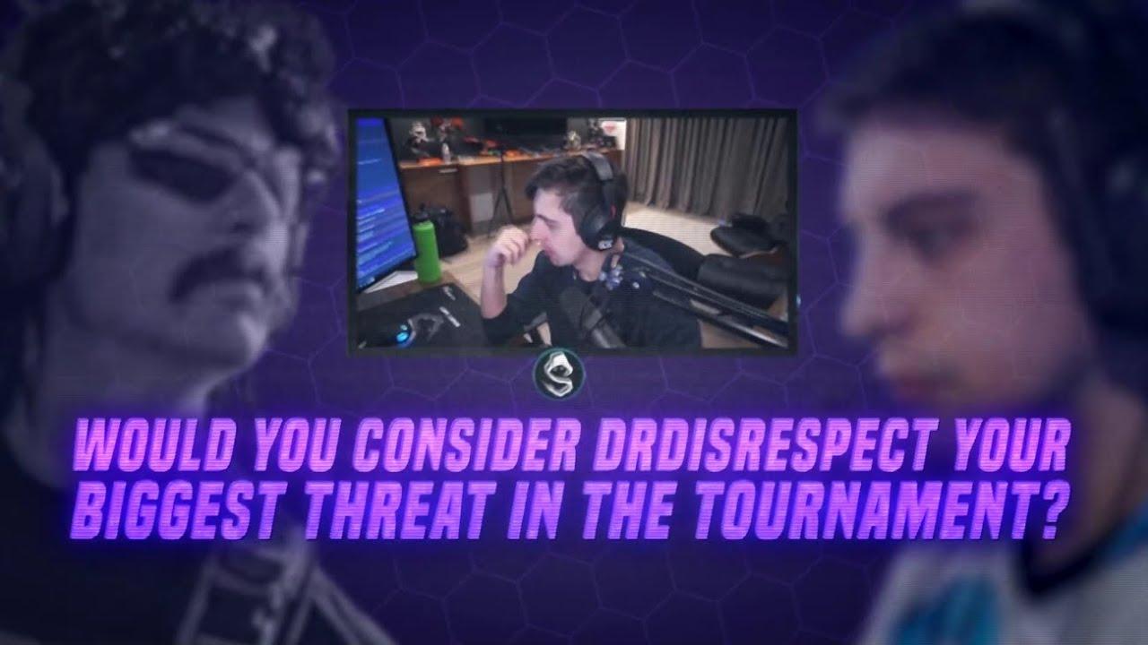 DrDisrespect VS Shroud!! Apex Legends *Twitch Rivals Contest*