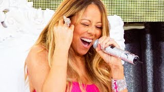 Mariah Carey - HIGHEST Live Whistle Notes EVER! (E?7-B?7)