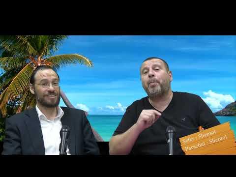Sefer Chemot : PARACHAT CHEMOT (13) avec le duo Rav Brand et Fabrice