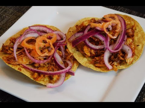 Easy Mexican Chicken Pibil Recipe