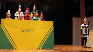 """The Day the Crayons Quit"" - Oak Hill Academy thumbnail"