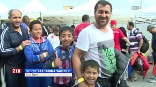 Mittelmeer-Flüchtlinge: Italien droht mit Hafensperre