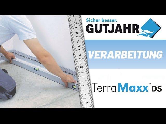 Technik Tipp: TerraMaxx® DS Höhenausgleichsringe