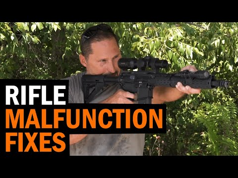 Rifle Malfunction | Fixes with Former SWAT and Marine Sergeant, Jason Redding