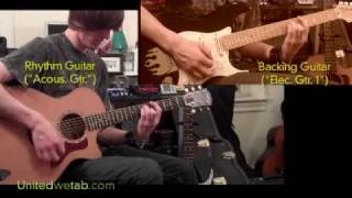Photograph guitar lesson by nick greathouse.