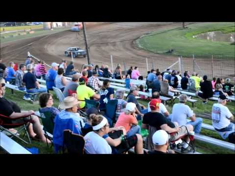 Bomber Heat Races 7-8-2017 Paragon Speedway