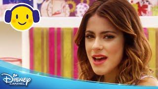 Violetta | Hoy Somos Mas (lyrics) | Disney Channel BE