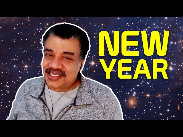 StarTalk Podcast: Cosmic Queries – New Year