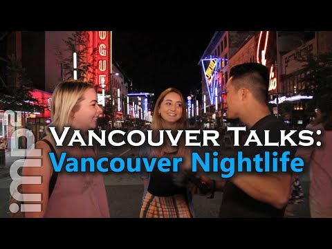 Vancouver Nightlife - imp2 Vancouver Talks