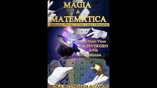 """Magia & Matemática  """"José Paulo Viana"""""""