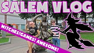 SALEM, MA - THE BEST TOWN EVER - Commander Holly Show