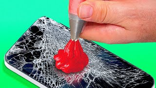 29 SIMPLY AMAZING HACKS THAT WILL SAVE YOUR LIFE || Phone Trick and Recycling Ideas