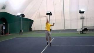 Romain Brunie - Bourse Tennis Etats Unis - French Ranking 1/6