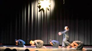 "Christian School of Dance ""You Paid it All"" Choreographed by Linda Thompson"
