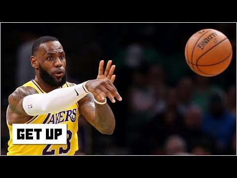 LeBron James has supernatural point guard skills, and this film breakdown proves it | Get Up