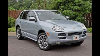 Why a 2006 Porsche Cayenne S Titanium Edition under $9000 turns so may heads