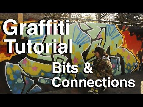 ArtPrimo.com Graffiti Tutorial: Bits and Connections