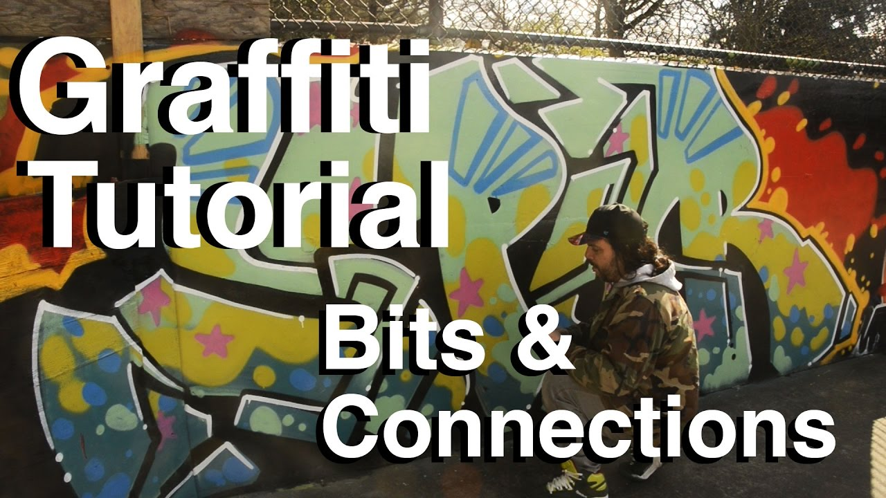 Artprimo com graffiti tutorial bits and connections
