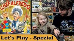 Chef Alfredo - Kinderspiel - Let's Play Spezial mit Leia