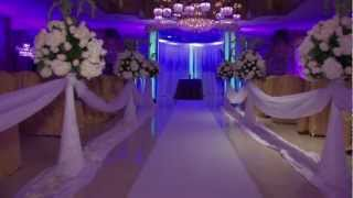 Wedding @ Leonard's La Dolce Vita Flowers decoration by Vip Flowers Queens NY 2013