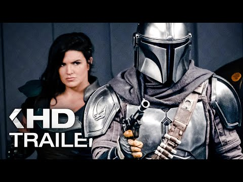 THE MANDALORIAN 2. Staffel Trailer 2 German Deutsch (2020)
