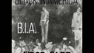 B.I.A. (BLACK IN AMERICA) - lilROBofU.P.T.