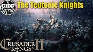 CK2: Holy Fury - The Teutonic Knights #1 - Let The Northern Crusades Begin!
