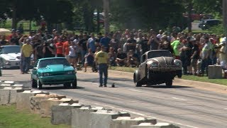 Best Of - DRAG RACING WHEELSTANDS - in HD