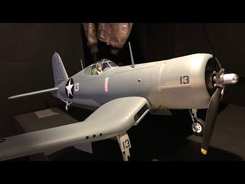 Flightline RC F4U Corsair How to Make a Grown Man Cry \