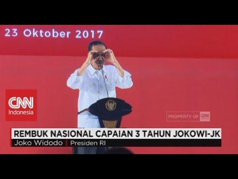 FULL: Jokowi Curhat, & Pidato Jokowi-JK Di Rembuk Nasional