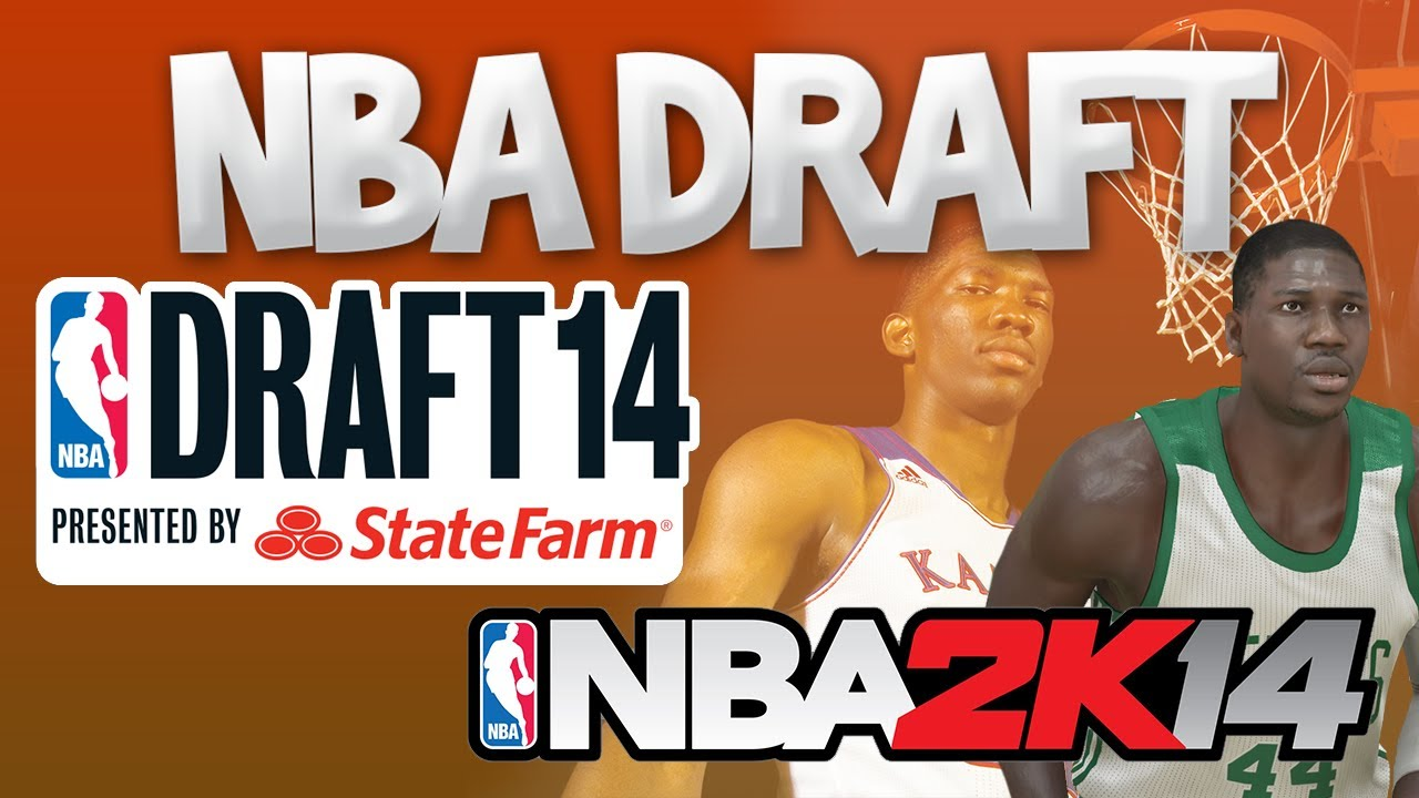 NBA 2K14 Who will draft Joel Embiid? The next Greg Oden ...