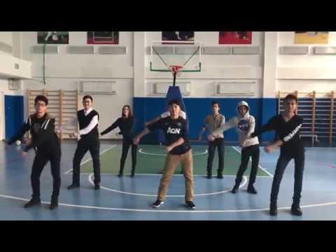 НИШ НИШ (NIS CBD Almaty) / swish swish (SCHOOL PARODY)