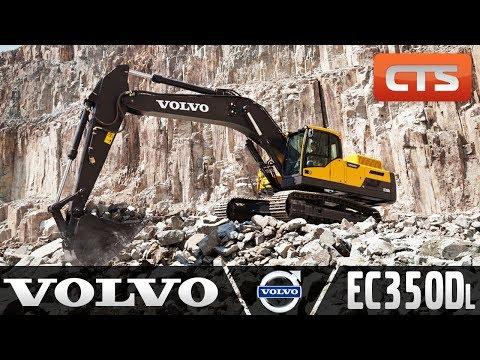 ТЕСТ-ДРАЙВ - Volvo EC350D | Гусеничный Экскаватор