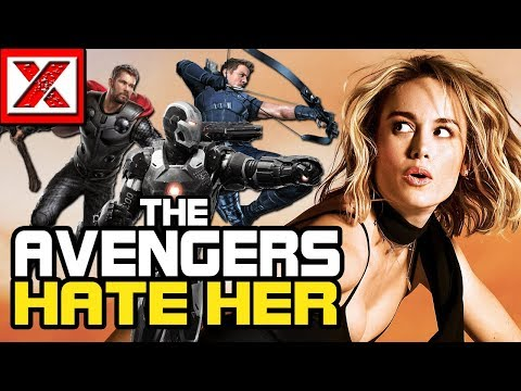 Don Cheadle & Jeremy Renner HATE Brie Larson Too, Avengers:Endgame Cast Cant Stand Captain Marvel
