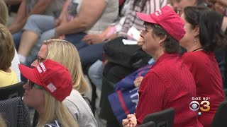 Female Supporters Not Letting Latest Firestorm Sway Support For President Trump