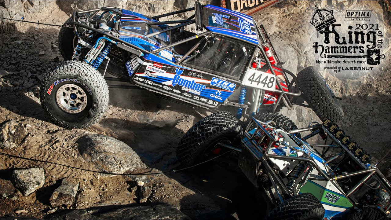 Download The 2021 OPTIMA King of the Hammers Presented by Lasernut Highlights