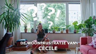#1 Ongezellige woonkamer: de woonfrustratie van Cécile