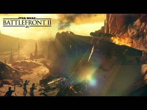 Batalla caótica en Geonosis - Star wars Battlefront 2 - Jeshua Revan thumbnail
