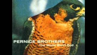 Pernice Brothers - 7:30 (Lyrics)
