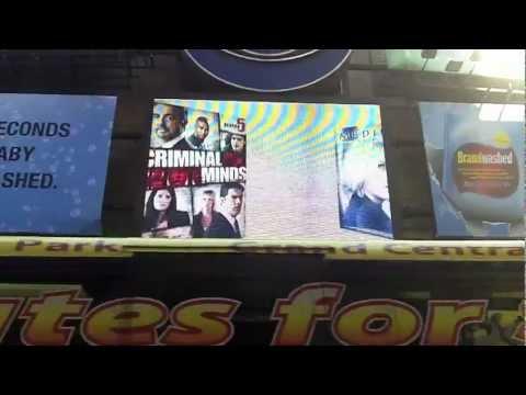 Digital Screens Times Square NYC