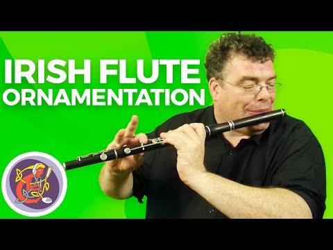 Irish Flute Lesson: Willie Coleman's Jig [Advanced Ornamentation]
