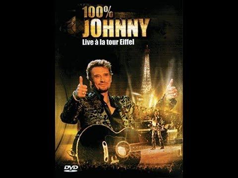 100% Johnny Live à la Tour Eiffel