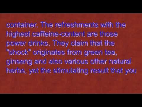 Do Green Tea Pills Contain Caffeine? from YouTube · Duration:  47 seconds