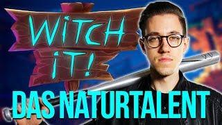 Max verarscht sie alle | Witch it mit SPIN | Mit der Sicht von allen