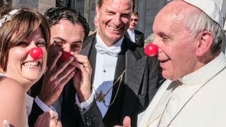 Pope Francis' most irresistible moments