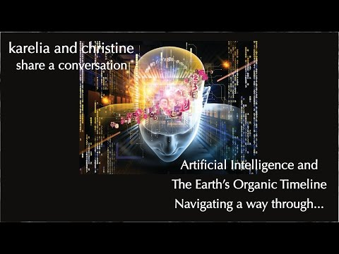 Artificial Intelligence and The Earth's Organic Timeline, na