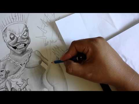 Cagri sketching 2 from YouTube · Duration:  5 minutes