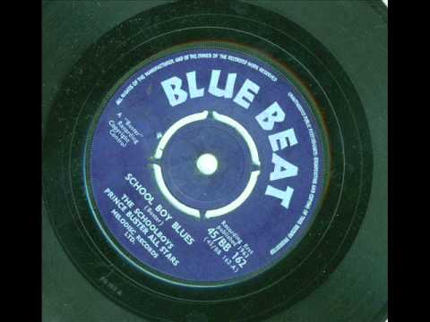 schoolboys - school boy blues ( bluebeat 162   1963 )